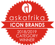 SA's 2017/18 Icon Brands by TGI - Category Winner